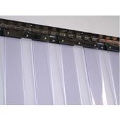Cortina termica separatoare transparenta din PVC