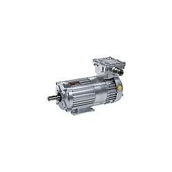Motoare electrice antiex cu frana seria F-F carcasa aluminiu