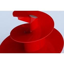 Conical screws